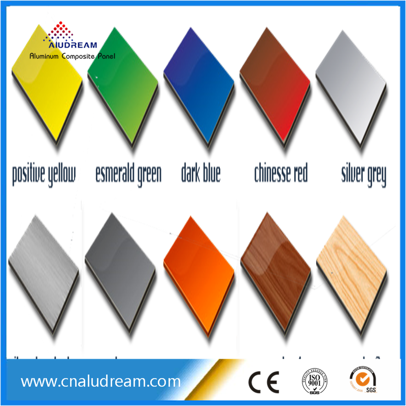 PE coated aluminum composite /sheet/board/panel manufacturer