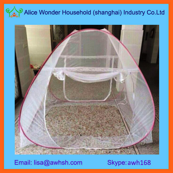 stainless steel mosquito net bed canopy