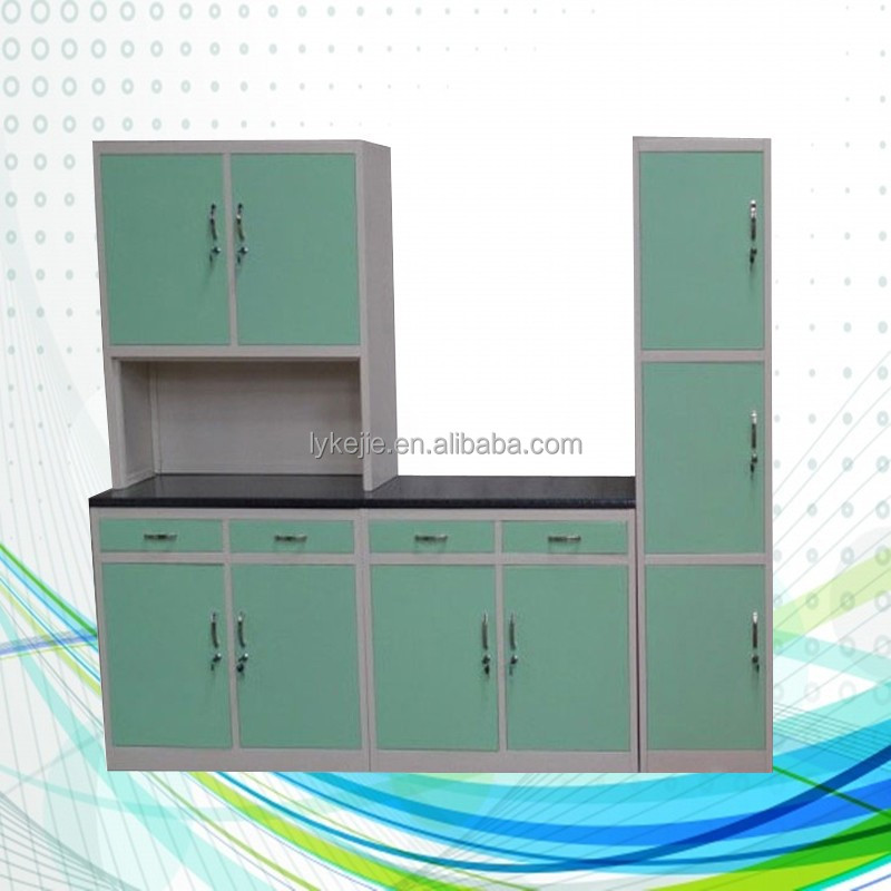 Wholesale metal drawer side slide kitchen cabinet china for Aluminium kitchen cabinets in dubai