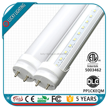 Energy Star UL DLC Samsung CRI 80RA 5 Year warranty t8 18w 4ft led tube