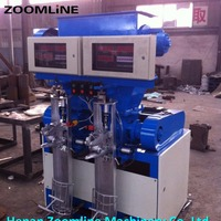 2 Nozzles Cement Packaging Equipment Cement