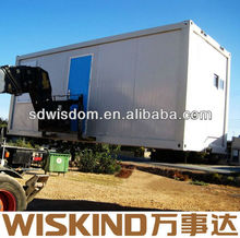 prefabricated portable container house