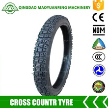 Off road 2.75-21 China Qingdao motorcycle tire tyre manufacturer
