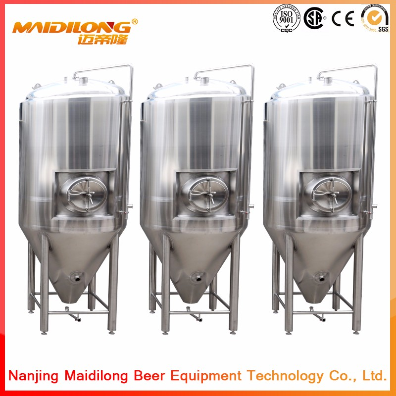 New Hot Sale Stainless Conical Wine Fermenter Tank