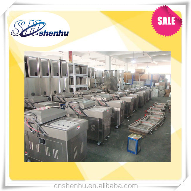 Shenhu DZ600/2C dual-chamber vacuum pack machin (whole sale price)