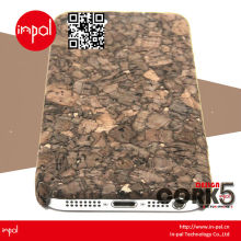 scratch resistant polycarbonate cork case for iphone 5 2013