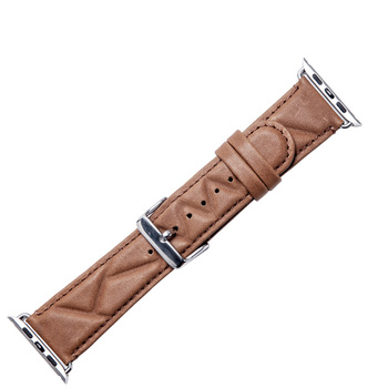 Smart Band Watch Strap for Apple, Multiple Colors Leather Watch Band 38mm 42mm