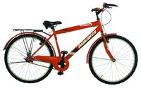 Knight Boys (Red) Bicycle 26 inch