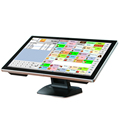 "18.5"" touch screen all in one pos computer advertising displayer"