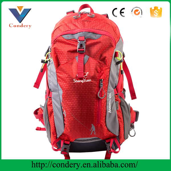 Fashion Unisex Foldable Hiking Daypack Lightweight Outdoor Travel Camping Bags