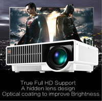 W330 2800 lumens android Projector native 1280*768/800Pixels Widescreen 16:9 picture support 1080P(Full HD) Dynamic Image