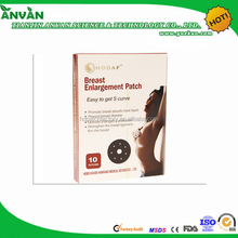 Breast Enlargement Patch made in china increase your breast for lady