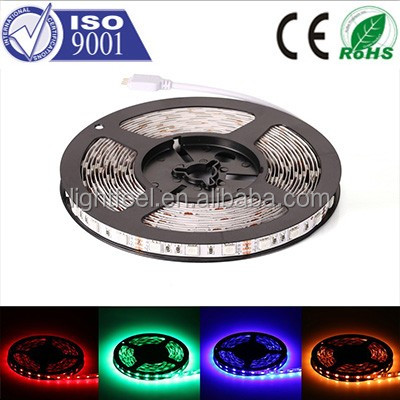 Smd 5050 ShenZhen Supplier Dual White ( Pure white + warm white )LED Strip Light Waterproof IP68 DC12V LED Flexible Light