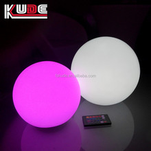 16 color changing led glow ball led swimming pool ball light waterproof led ball