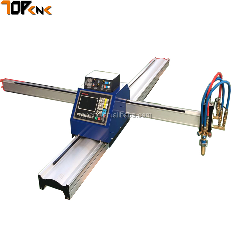 TOPCNC 1325 1530 1560 portable cnc plasma cutter metal cutting machine price for carbon steel iron