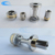 Custom Logo Package Glass Tube top airflow Atomizer Cartridge with 4ml capacity