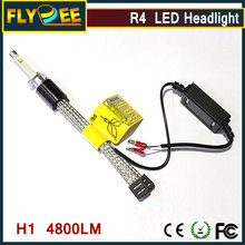 Fanless 40W 4800LM Luexon MZ chips R4 Auto led headlamp h1 h3 881 H27 fog light