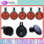 12V emoticons car led Facial Expression 5 Message Sign Signal Display With Remote Control