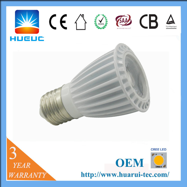 energy saving lamp led bulls eye spot light mr16 4w/6w e27 fluorescent light fixtures