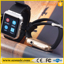Franchisees and producers 2014 portable wrist u8 m26 bluetooth smart watch