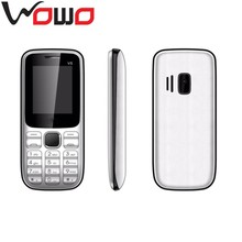 Original 1.77 Inch Dual SIM Card Quad Band V3 GSM Cheap Mobile Phone