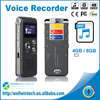 8GB MP3 Player With FM Radio Voice Recorder Pen