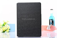 high quality leather cover for ipad 6 case/cheap Leather case for ipad air 2 smart leather cover for ipad 6