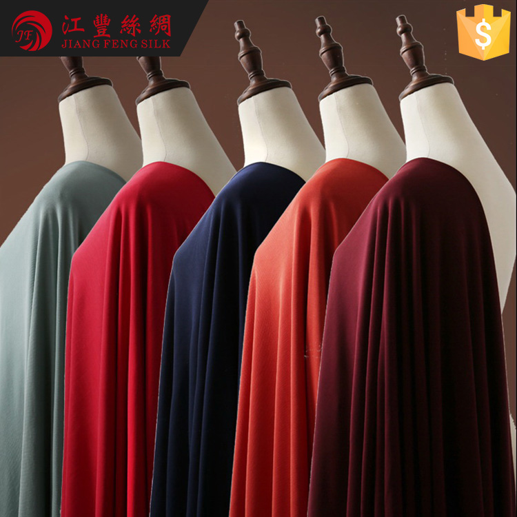 F2 Jiangfeng Supplier Garments Material Silk Modal Fabrics