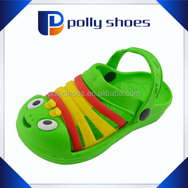 hot selling eva holey kids clog shoe wholesale