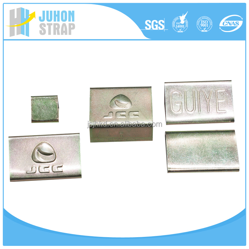 Steel Seals for PP/PET Packing Band