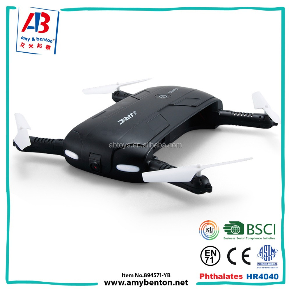 2017 new foldable mini selfie drone jjrc