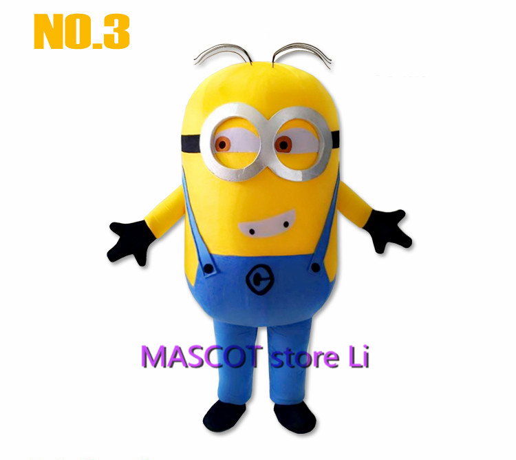 MOON BUNNY Despicable me Minions minion mascot costume cartoon character mascot animal costume mascot costumes Wholesale MOQ 1 s