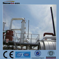 Diesel Machine/Biodiesel Machine/Used engine oil pyrolysis machine to diesel