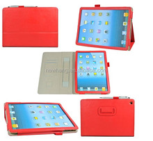 Tablet Leather Case with Stylus Pen Holder for iPad Air