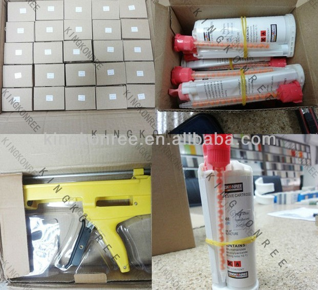 KKR solid surface glue stone adhesive glue best glue for stone