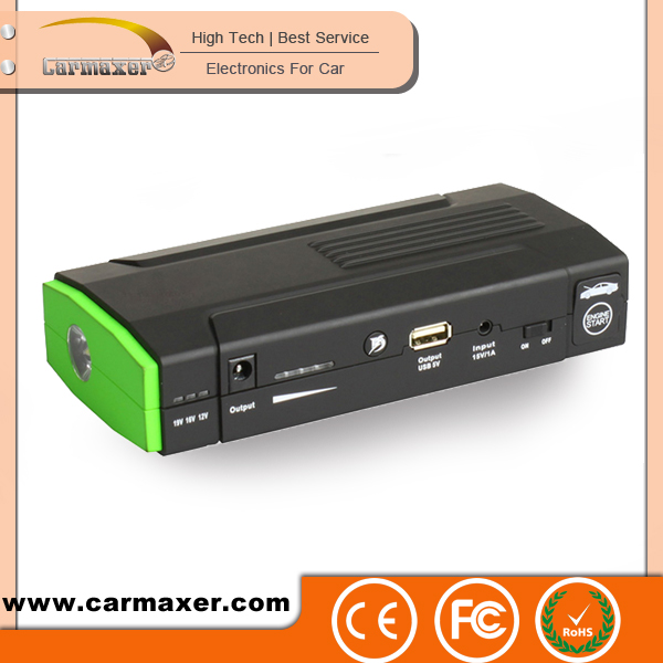 Multi-function AUTO emergncy start power manual for power bank