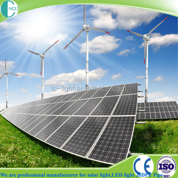 High Efficiency 5W to 300W Grade A solar panel for sale with CE,TUV,SGS Certificates