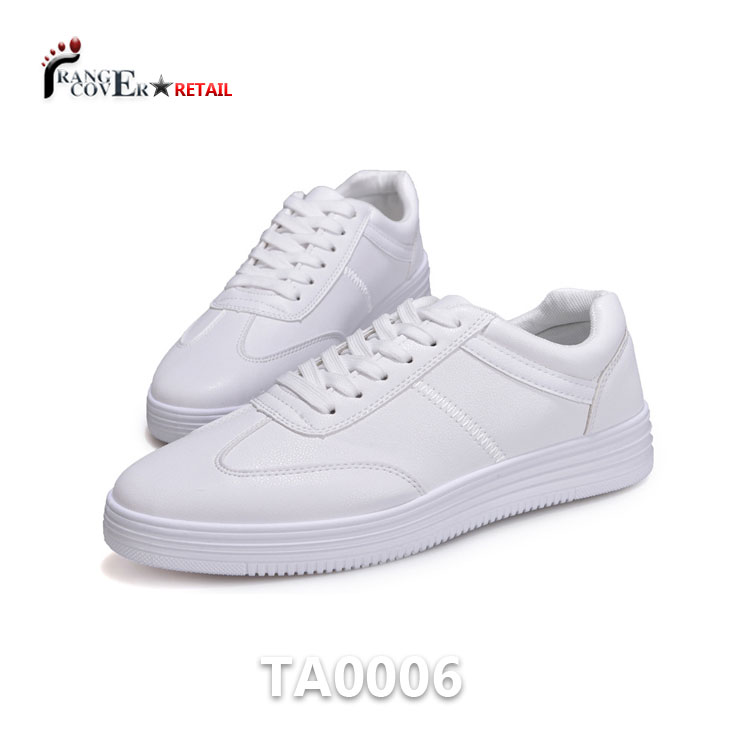 2017 Wholesale Cheap USA Hot Sell Plain Sneakers For Women