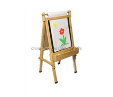 Magnetic Kids Drawing Board Wooden Easel