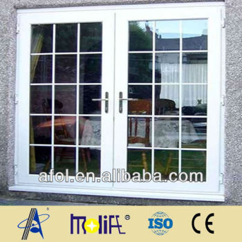 Exterior double metal french doors wholesale buy metal for Metal french doors exterior