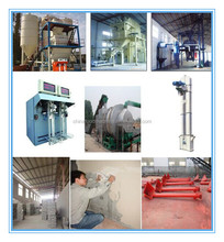 Quality is guaranteed dry mortar sand mixing machine for cement and sand mixing