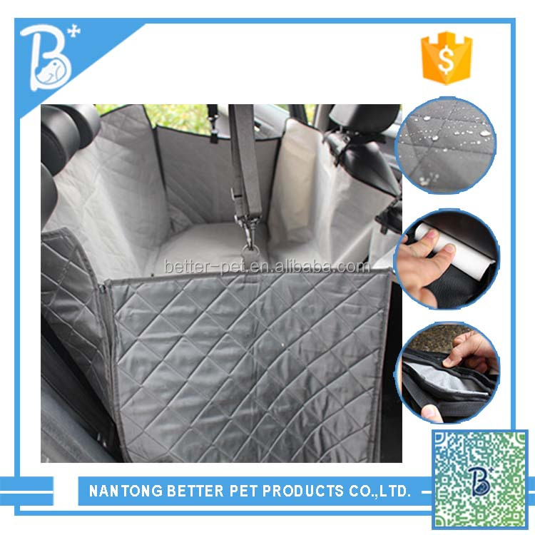 Washable Quilted SUV Rear Cargo Liner Cover Dog Pet Car Bed Seat Mat