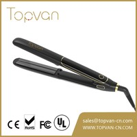 Wholesale professional flat iron hair straightener for thick hair