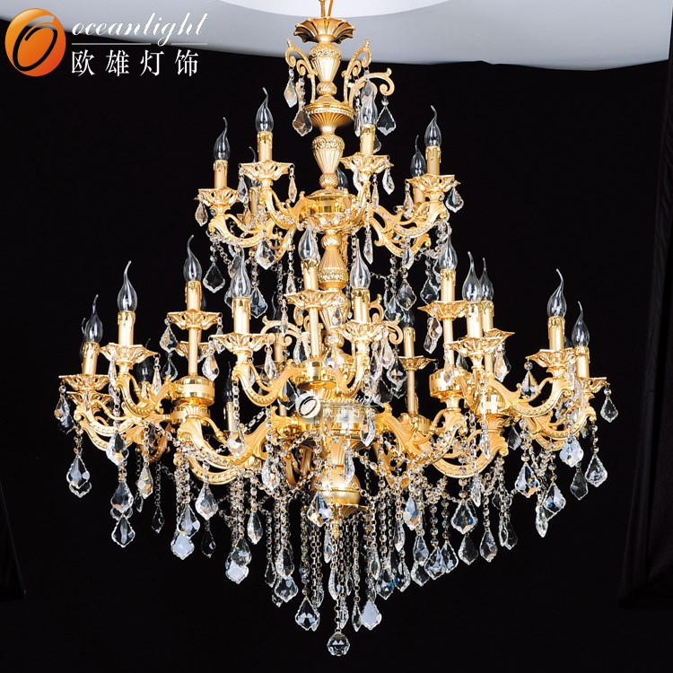 Maria theresa crystal chandelier glass beads for chandelier long chandelier OMC9039W