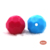 BPA Free best silicone football shape teether beads to make teething jewery DIY