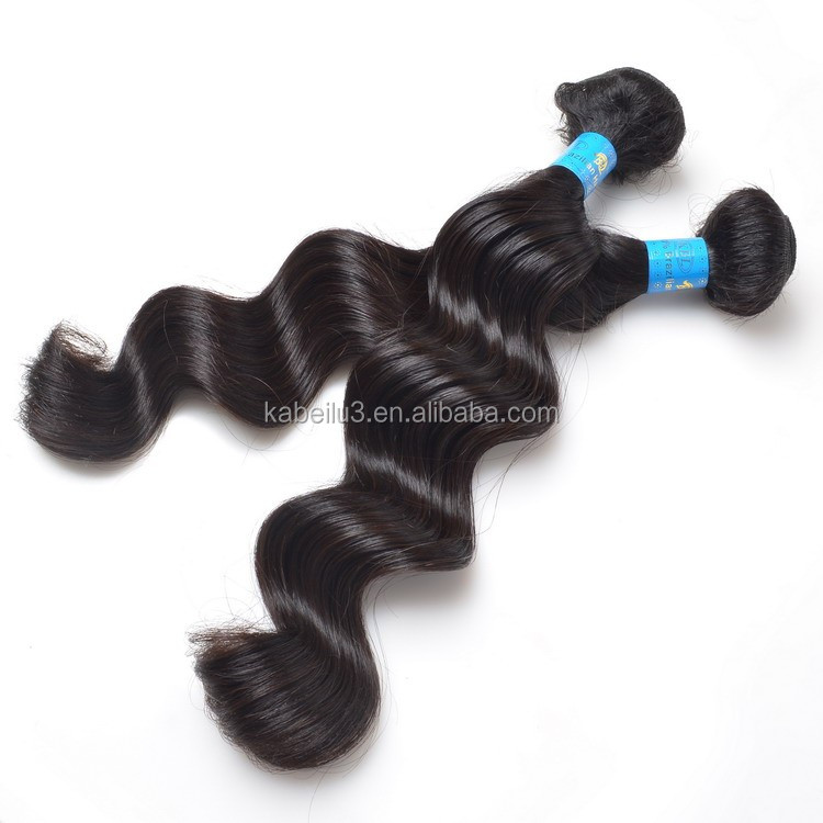 2015 grade 7a virgin hair kbl new Brazilian Virgin Hair,Unprocessed Wholesale Virgin Brazilian Hair