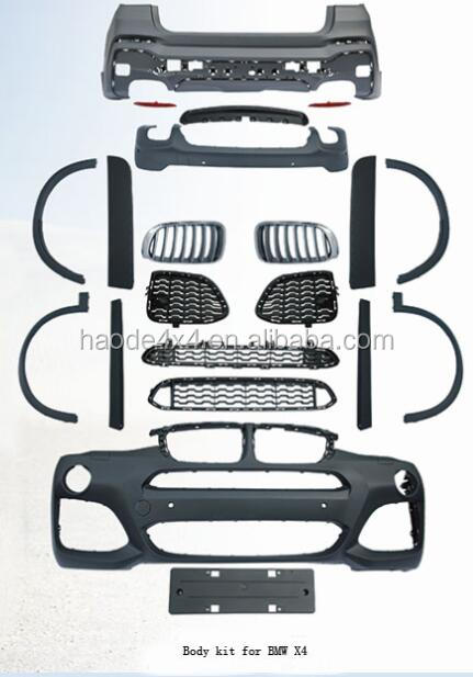 Bodykit for X4 to X4 M from Sunter in high quality and best price