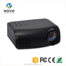 150 Lumens Mini LED Projector Home Theater Projector with TV Tuner