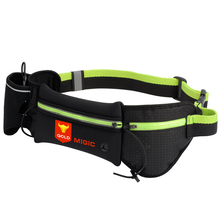 Manufacturer Custom Hiking Water Bottle Holder Sport Running Belt Waist Bag Travel Pouch for Men Women