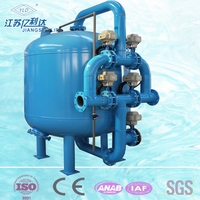 sand filter tank/water storage tank/Water treatment quartz sand tank
